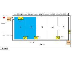 日の出 JR総武本線・東武野田線[船橋駅]の坪貸し倉庫物件の詳細はこちら