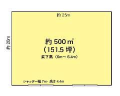 芝山 東葉高速鉄道[飯山満駅]の貸倉庫物件の詳細はこちら