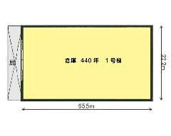 高塚新田 北総線[東松戸駅]の貸倉庫物件の詳細はこちら