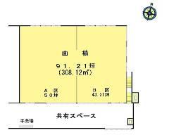 二和西 新京成線[鎌ヶ谷大仏駅]の貸倉庫物件の詳細はこちら