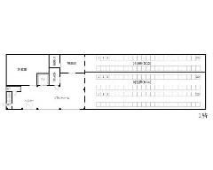 大里 芝山鉄道線[芝山千代田駅]の貸倉庫物件の詳細はこちら