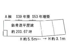 大井 JR常磐線[柏駅]の貸倉庫物件の詳細はこちら
