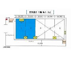 日の出 JR総武本線[船橋駅]の貸工場・貸倉庫物件の詳細はこちら