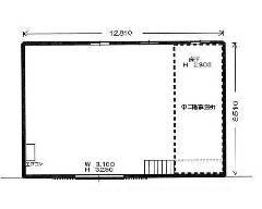 鳥山町 JR横浜線[小机駅]の貸工場・貸倉庫物件の詳細はこちら