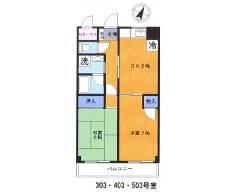 京町 京急本線[八丁畷駅]の貸寮物件の詳細はこちら