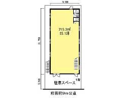 新作 JR南部線[武蔵新城駅]の貸倉庫物件の詳細はこちら