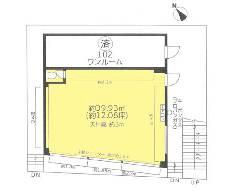 枡形 JR南武線[中野島駅]の貸倉庫物件の詳細はこちら
