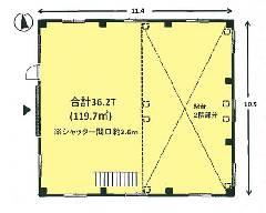 本蓼川 小田急江ノ島線[桜ヶ丘駅]の貸倉庫物件の詳細はこちら