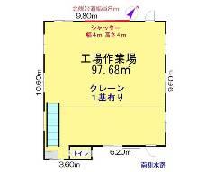 中津 小田急小田原線[本厚木駅]の貸工場・貸倉庫物件の詳細はこちら