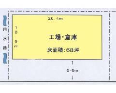 吉岡東 小田急江ノ島線[長後駅]の貸工場・貸倉庫物件の詳細はこちら