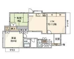 北寺尾 JR京浜東北線[鶴見駅]の貸寮物件の詳細はこちら