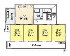 別所 京急本線[上大岡駅]の貸寮物件の詳細はこちら