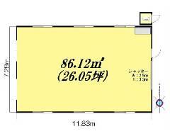 新羽町 ブルーライン[新羽駅]の貸工場・貸倉庫物件の詳細はこちら