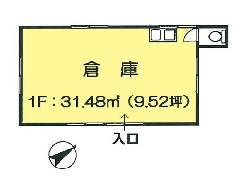 中川 ブルーライン[センター北駅]の貸倉庫物件の詳細はこちら