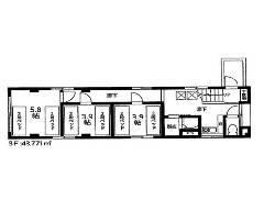 東田町 京浜急行線[京急川崎駅]の貸寮物件の詳細はこちら