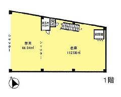 影取町 小田急江ノ島線[善行駅]の貸倉庫物件の詳細はこちら