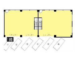 大倉山 ブルーライン[新羽駅]の貸倉庫物件の詳細はこちら