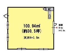新羽町 ブルーライン[北新横浜駅]の貸工場・貸倉庫物件の詳細はこちら