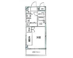 富士見が丘 グリーンライン[都筑ふれあいの丘駅]の貸寮物件の詳細はこちら