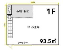 下川入 小田急小田原線[本厚木駅]の貸工場・貸倉庫物件の詳細はこちら