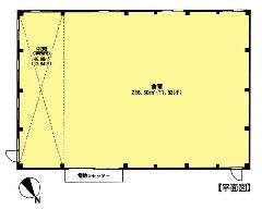 下九沢 JR相模線[南橋本駅]の貸倉庫物件の詳細はこちら