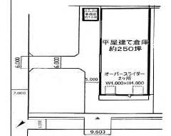 氷川町 JR横浜線[相模原駅]の貸倉庫物件の詳細はこちら