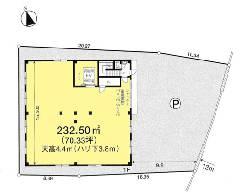城 JR武蔵野線[東所沢駅]の貸工場・貸倉庫物件の詳細はこちら