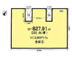 辻 JR埼京線[北戸田駅]の貸倉庫物件の詳細はこちら