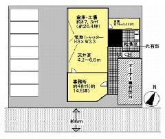 赤沼 東武伊勢崎線[せんげん台駅]の貸倉庫物件の詳細はこちら