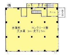 備後東 東武伊勢崎線[武里駅]の貸倉庫物件の詳細はこちら