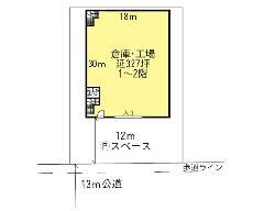 笹目南町 JR埼京線[戸田公園駅]の貸工場・貸倉庫物件の詳細はこちら