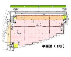 上井草 JR川越線[川越駅]の貸倉庫物件の詳細はこちら