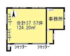 神明町 東武伊勢崎線[北越谷駅]の貸倉庫物件の詳細はこちら