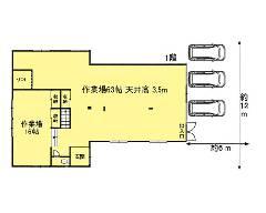 馬場 JR武蔵野線[東浦和駅]の貸倉庫物件の詳細はこちら