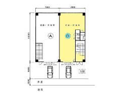 笹目 JR埼京線[北戸田駅]の貸倉庫物件の詳細はこちら