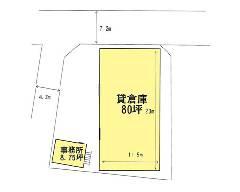 川柳町 東武伊勢崎線[蒲生駅]の貸倉庫物件の詳細はこちら