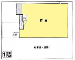 久保稲荷 西武池袋線[武蔵藤沢駅]の貸倉庫物件の詳細はこちら