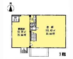 宮原町 埼玉新都市交通伊奈線[加茂宮駅]の貸倉庫物件の詳細はこちら