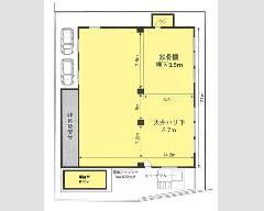 芝 JR京浜東北線[蕨駅]の貸倉庫物件の詳細はこちら