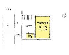 中曽根 JR武蔵野線[吉川駅]の貸倉庫物件の詳細はこちら