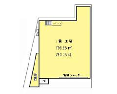 新和 つくばエクスプレス[三郷中央駅]の貸工場・貸倉庫物件の詳細はこちら