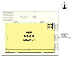 東町 つくばエクスプレス[三郷中央駅]の貸倉庫物件の詳細はこちら