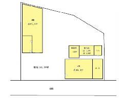 小ケ谷 東武東上線[霞ヶ関駅]の貸倉庫物件の詳細はこちら