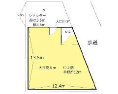 内谷 JR武蔵野線[西浦和駅]の貸倉庫物件の詳細はこちら