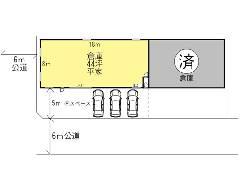 新曽 JR埼京線[戸田駅]の貸倉庫物件の詳細はこちら