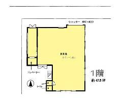 中央 つくばエクスプレス[三郷中央駅]の貸倉庫物件の詳細はこちら