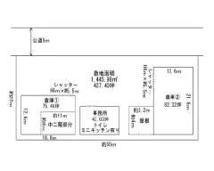 寿 埼玉新都市交通伊奈線[羽貫駅]の貸倉庫物件の詳細はこちら