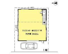 芝下 JR京浜東北線[蕨駅]の貸倉庫物件の詳細はこちら