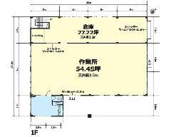 上小谷田 西武池袋線[仏子駅]の貸工場・貸倉庫物件の詳細はこちら