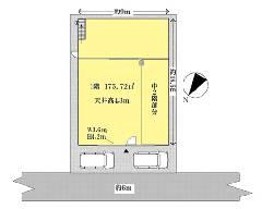 北永井 東武東上線[鶴瀬駅]の貸倉庫物件の詳細はこちら
